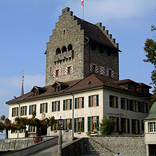 Das Schloss in Uster.