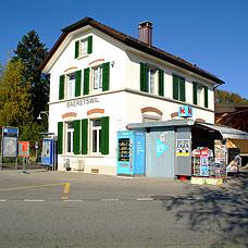 Bäretswil hat eine gute Infrastruktur.