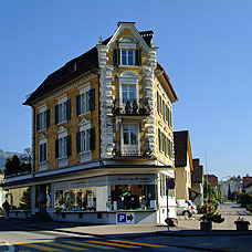 Die Gemeinde Hinwil ist Bezirkshauptort.
