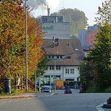 Effretikon bildet das städtische Zentrum von Illnau-Effretikon.