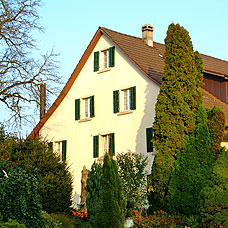 Die Gemeinde Lindau gehört zum Bezirk Pfäffikon.