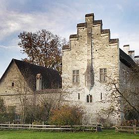 Wie im Mittelalter: das Ritterhaus Bubikon.