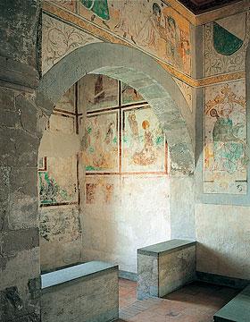 Impressionen aus Schloss Kyburg.
