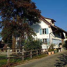 Seegräben liegt im Bezirk Hinwil.