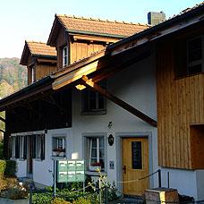 Weisslingen hat herrliche Wohnlagen.