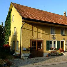 Die Gemeinde Weisslingen ist ländlich geprägt.