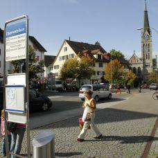 Die Stadt Wetzikon ist das Zentrum des Zürcher Oberlandes.