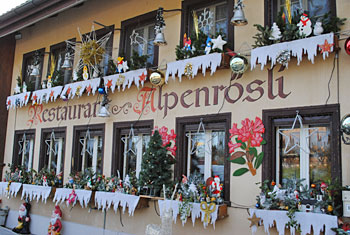 Restaurant Alpenrösli und Älpli-Bar