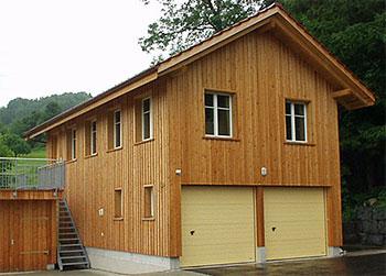 Holzbau Zimmerei Marc Schädler