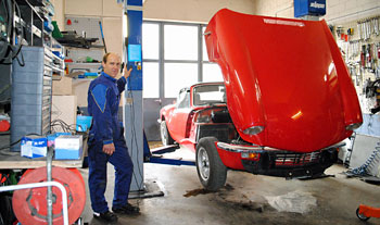 Pünt-Garage Wila